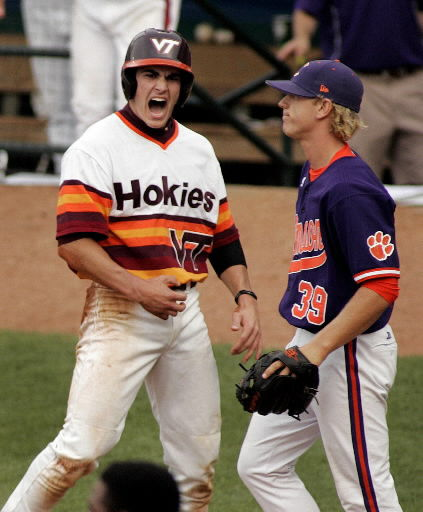 Ryan lifts Hokies past Tigers