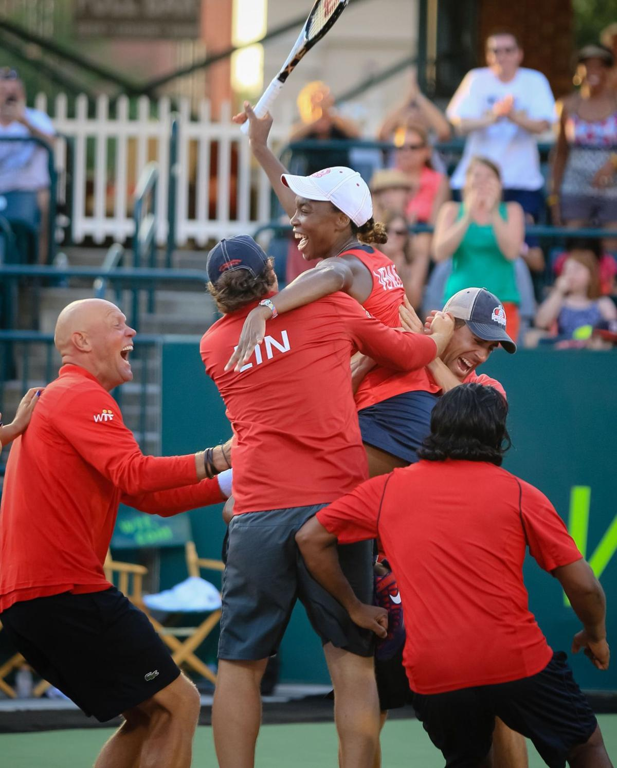 Kastles crowned champs Williams has decisive win for Washington in WTT final