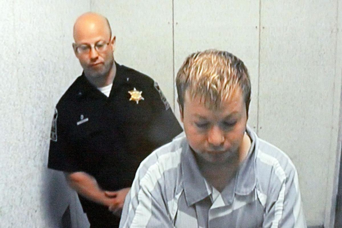 North Charleston man accused of burying body, sprinkling salt on grave declares innocence