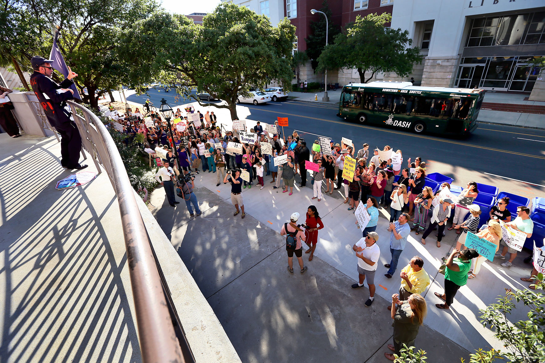 wide protest teacher eval principal transfer copy
