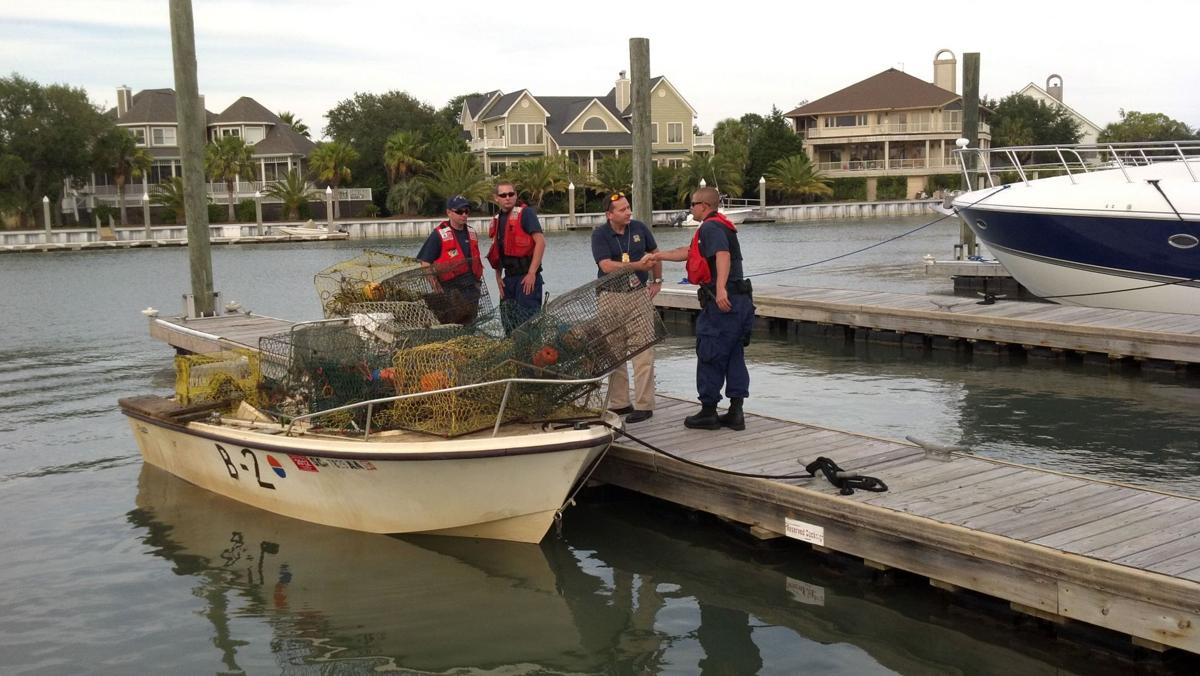 Crabber pulled out of water after unmanned boat was found circling near Isle of Palms connector