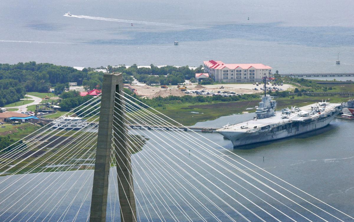 Patriots Point to lease 50 acres near Charleston Harbor for new development