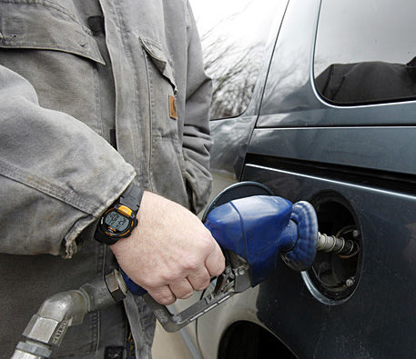 Motorists cut back: Higher prices at pump lead to fewer miles driven