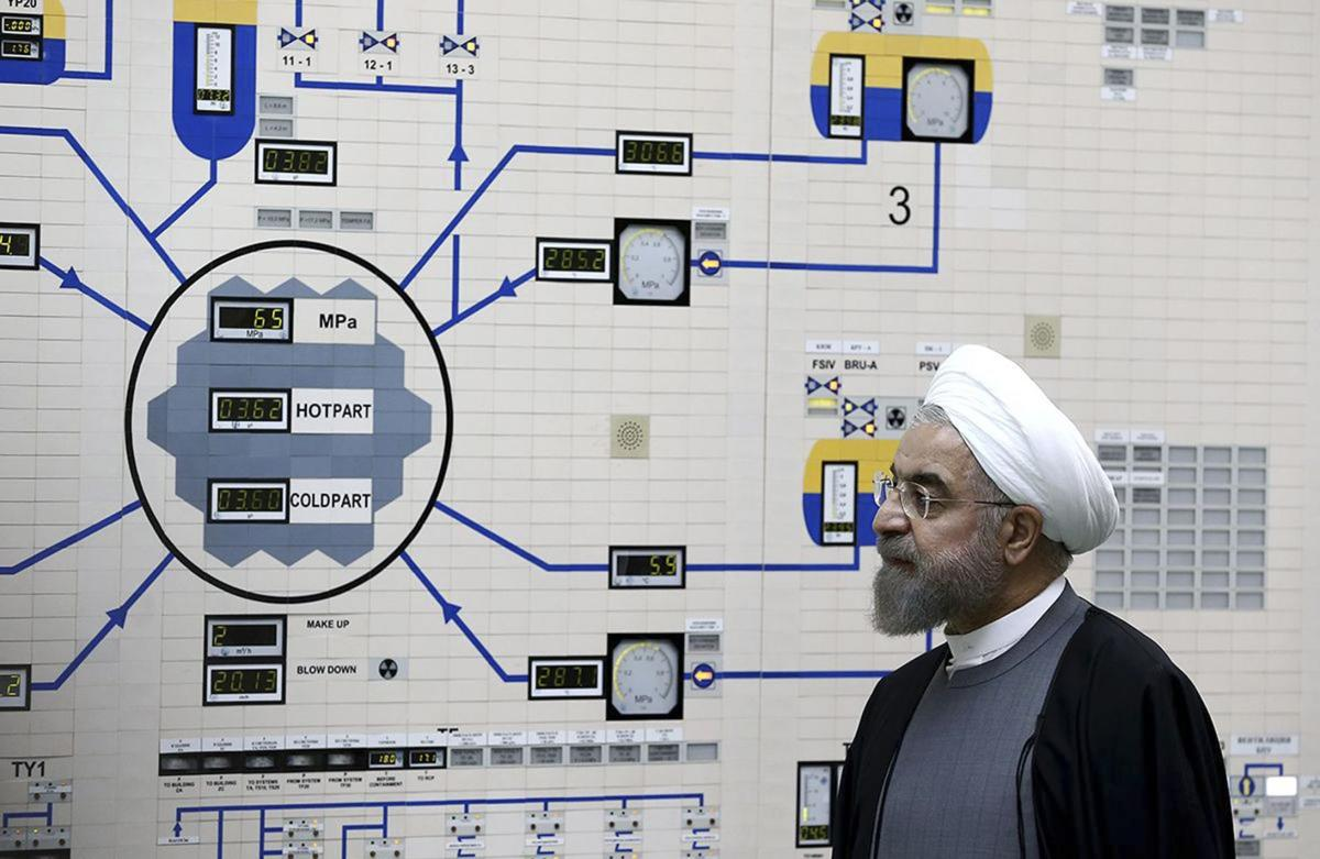 Emerging Iranian empire puts the Middle East on edge
