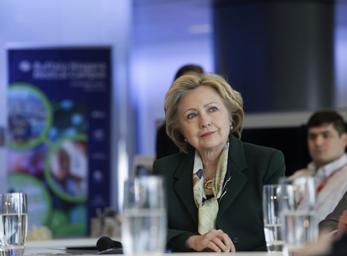 BC-US--AP Poll-DEM 2016-Clinton, 4th Ld-Writethru,1020<\n>AP-GfK Poll: Clinton maybe likable enough — next to Trump<\n>AP Photo WX301, GFX9277, WX302, WX303, NYMG102, GFX9264