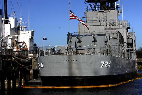 Laffey in need of TLC
