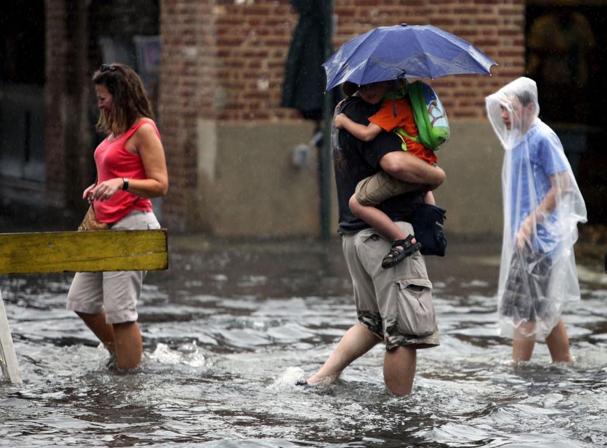 Downtown deluge a torment for Charleston