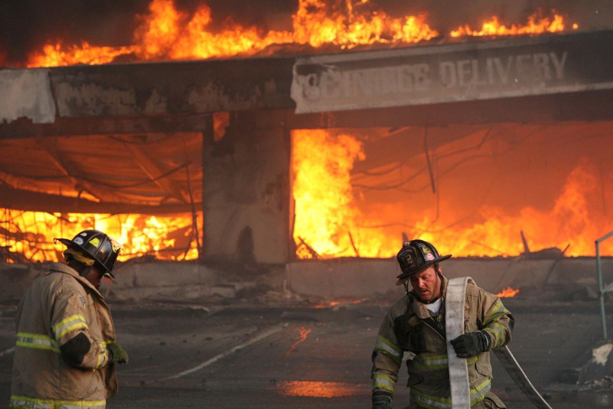 Remembering The Sofa Super Store Fire In Charleston
