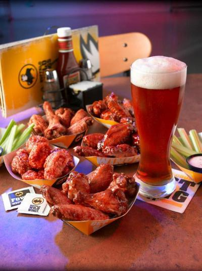 Former server sues Buffalo Wild Wings in N. Charleston for wage theft