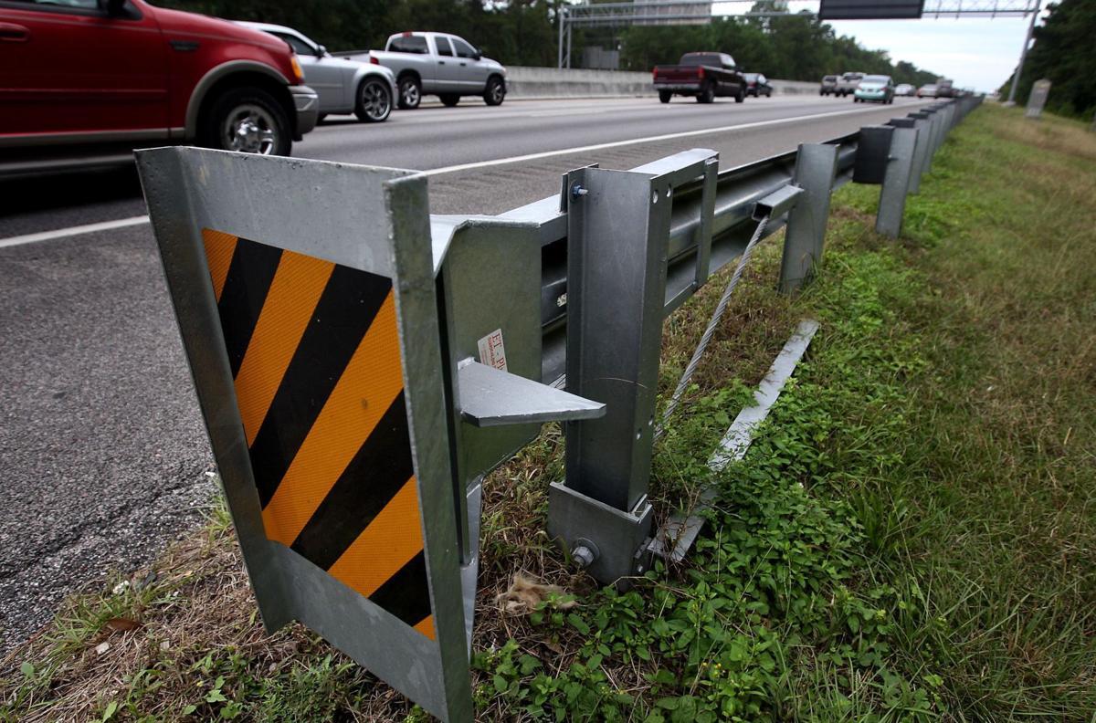 Area guardrails to get repairs