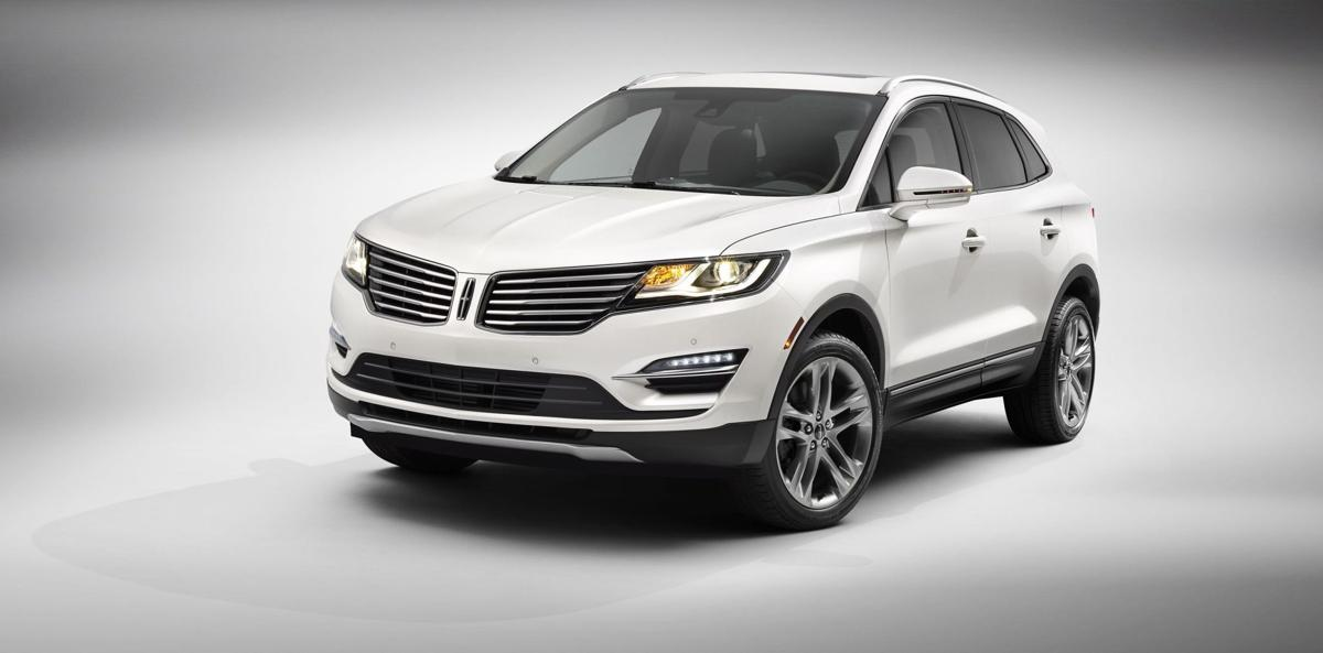 Lincoln hopes for smoother 2014 with new MKC SUV