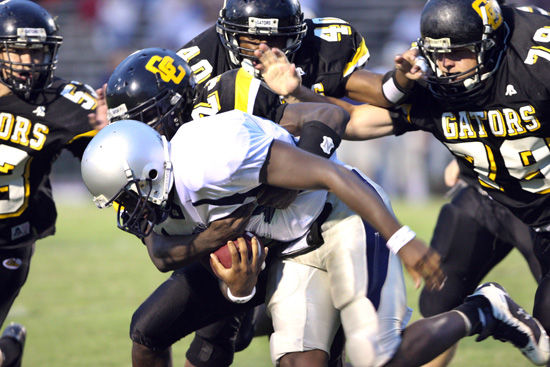 Colleton County at Goose Creek football