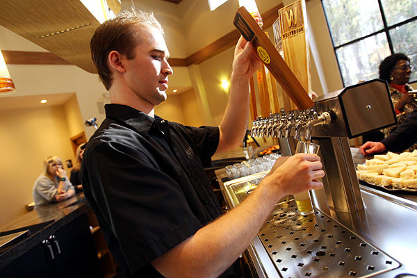Charleston brewing as beer mecca