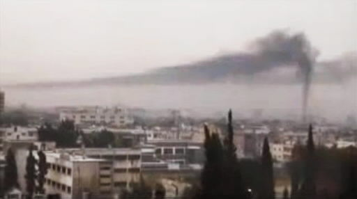 Activists say Syrian tanks shell Homs intensively