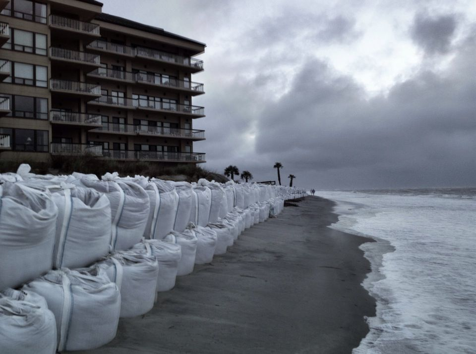 Tropical Storm Andrea leaves power outages, downed trees across the Lowcountry