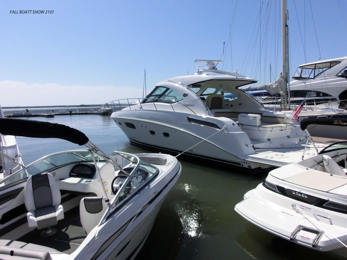 Spring Water: Sea Ray-Scout seeks to fill void with warmer weather boat show