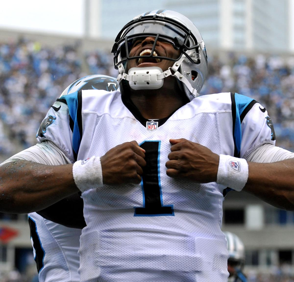 Newton leads Panthers past Saints