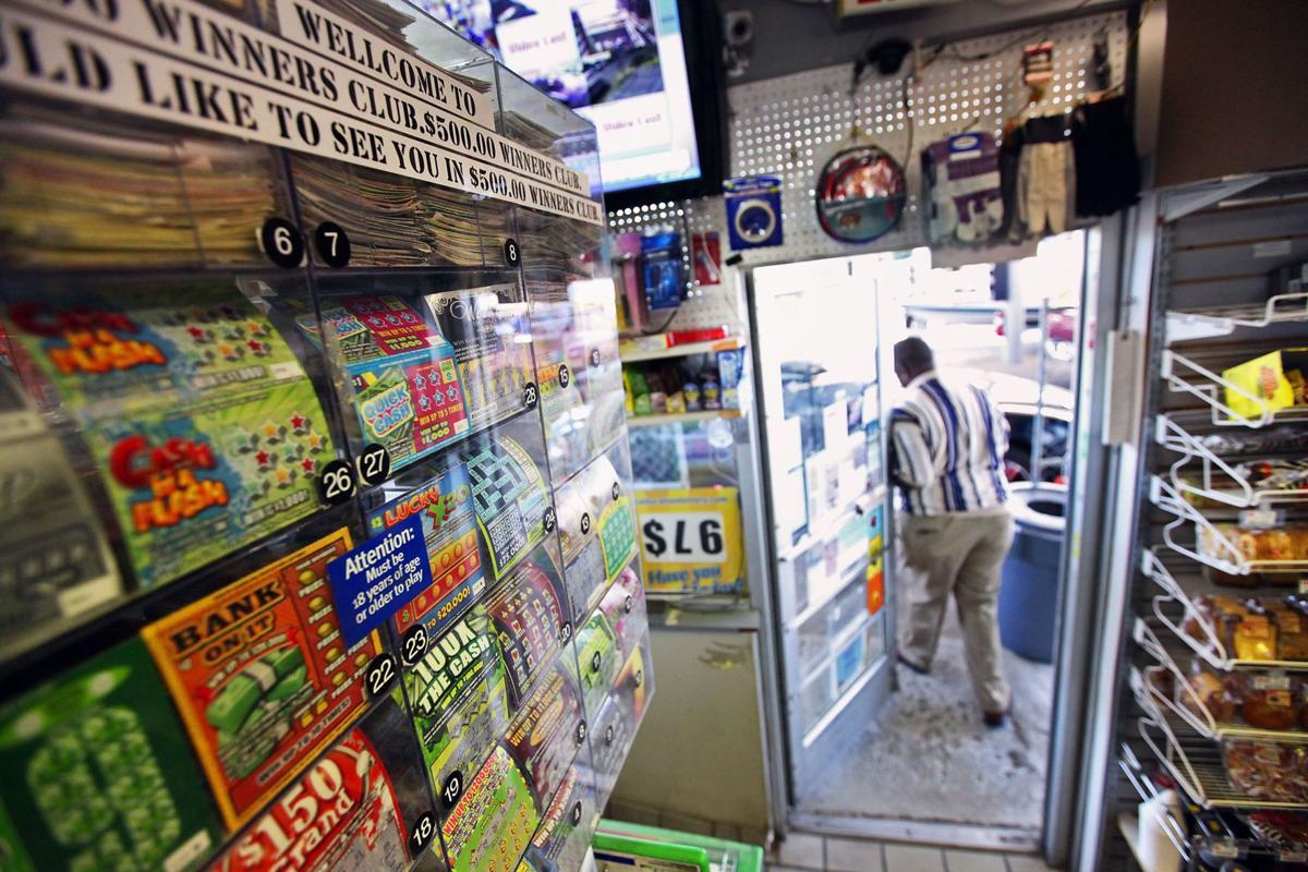 Summerville woman wins lottery twice in one week