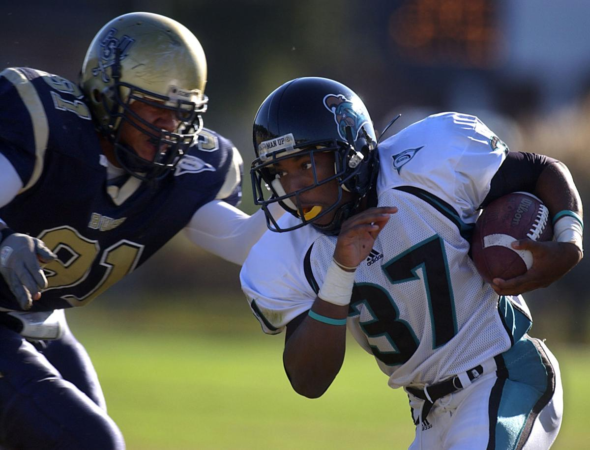 Coastal Carolina vs Charleston Southern University Football