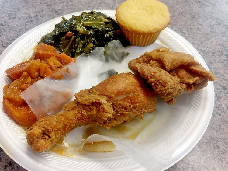 Backroads Fried Chicken Post And Courier