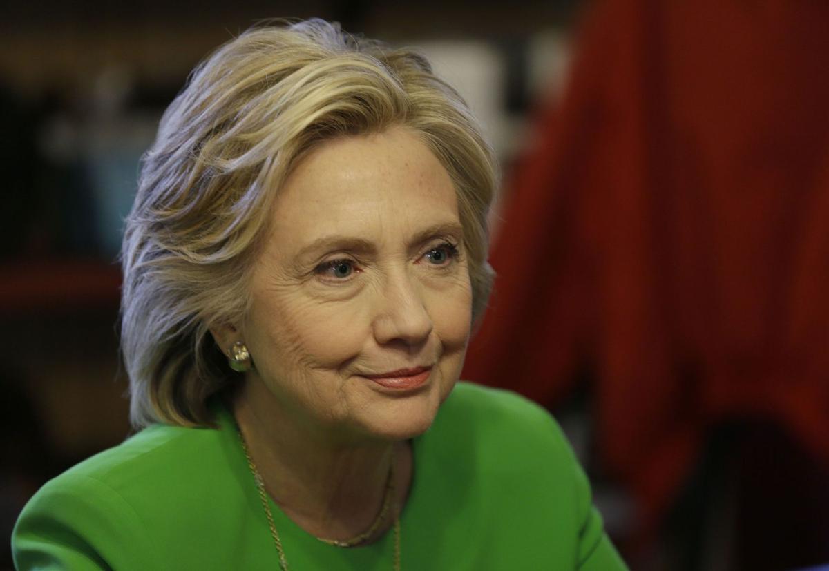 Gravestone of Hillary Clinton's dad toppled in Pennsylvania
