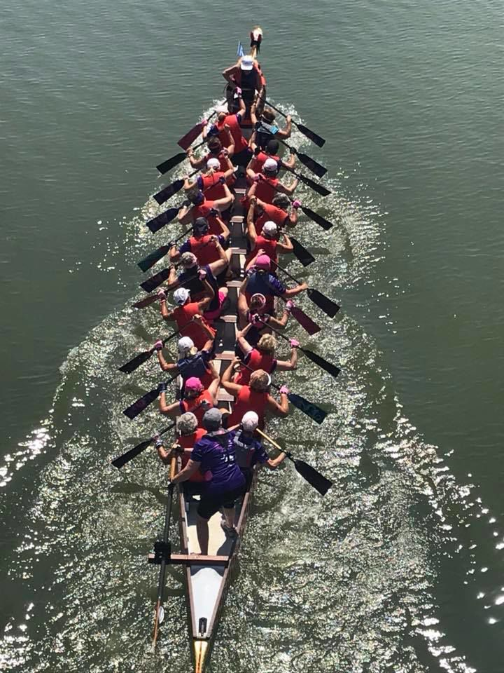 Dragon Boat Charleston