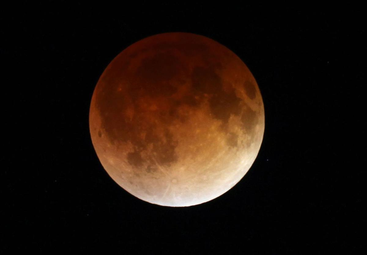 Third of the four horsemen: 'Apocalyptic' blood moon to appear?