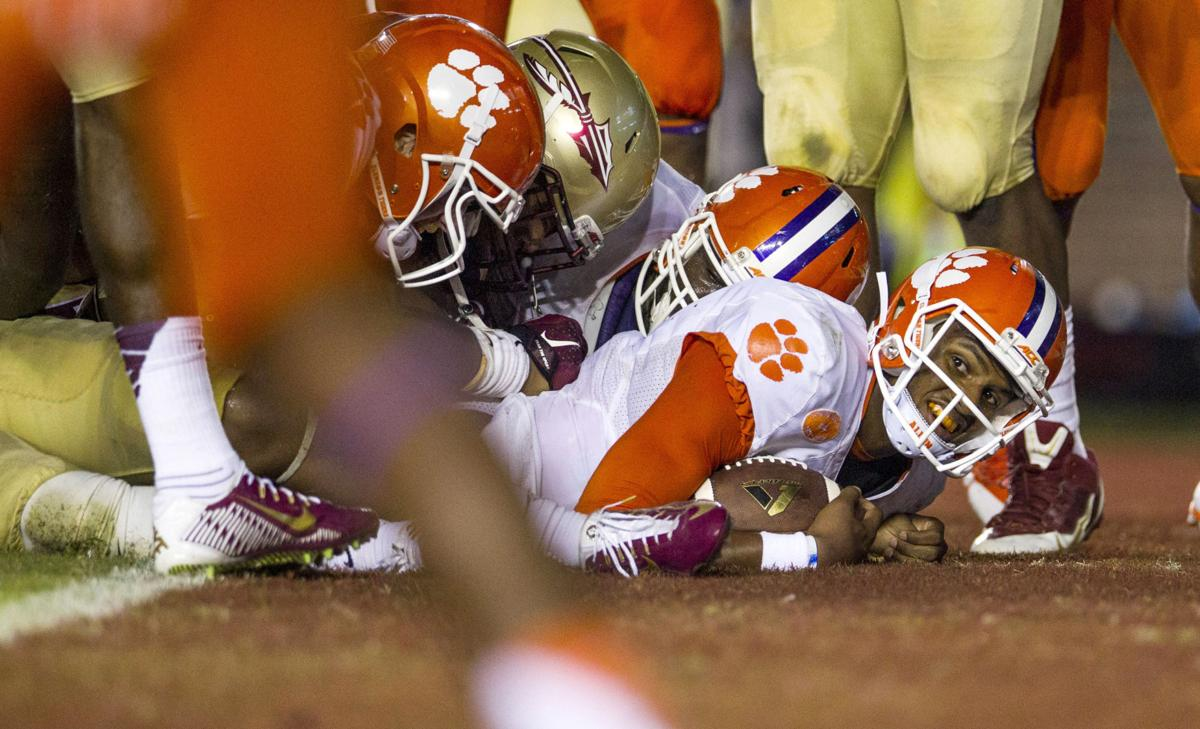 Rough-and-tumble schedule awaits Clemson in 2015