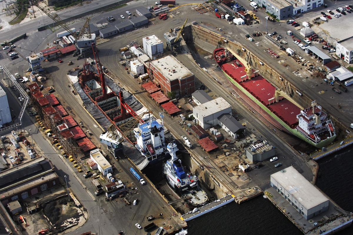 Shipyard faces fines of $101,600 over safety violations