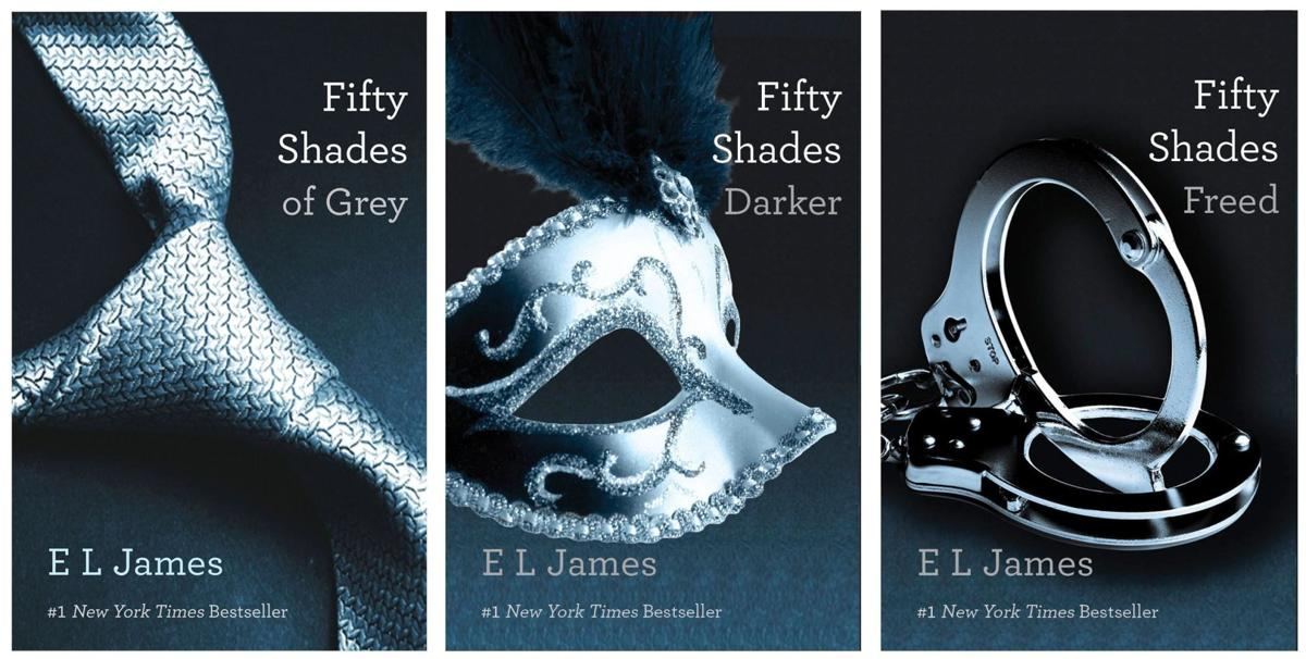 Men are fans, too, of `Fifty Shades of Grey'