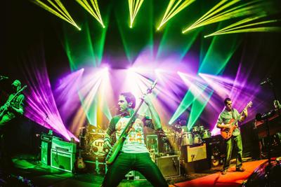 Umphrey's McGee puts down roots in Charleston