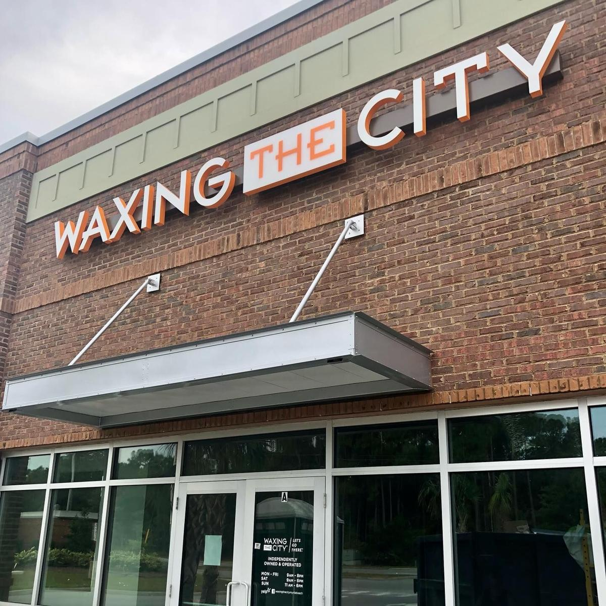 Waxing the City in Myrtle Beach