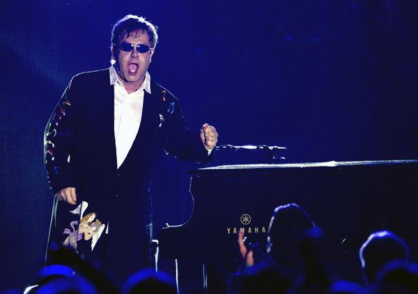 Elton John tour to play at coliseum