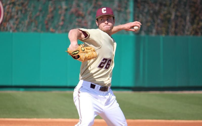 College of Charleston's Eric Bauer named national pitcher of week