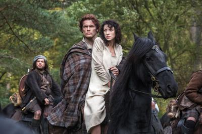 'Outlander' finale aims for responsible violence in drama