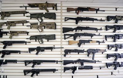 GOP state lawmakers seek to nullify federal gun limits (copy) (copy)