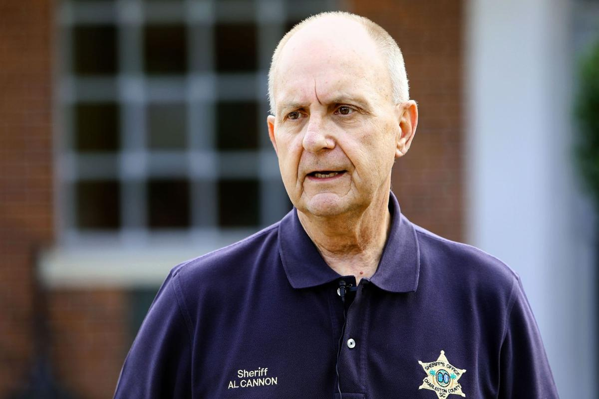 Charleston County Sheriff Al Cannon selected to serve on national task force