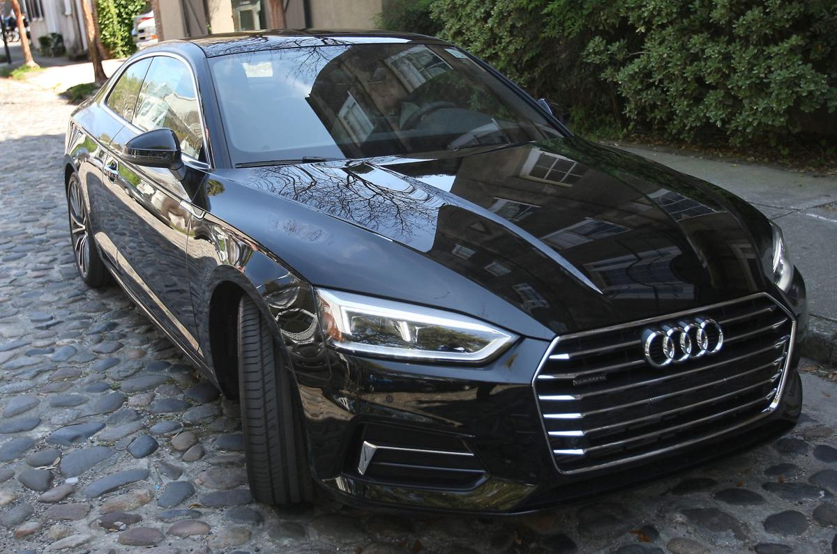 2018 audi 2 door. unique audi this 2018 audi a5 coupe is available at mcdaniels of charleston throughout audi 2 door o