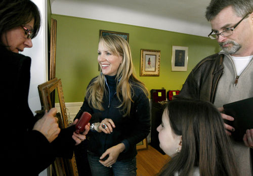 HGTV star Cari Cucksey finds treasures