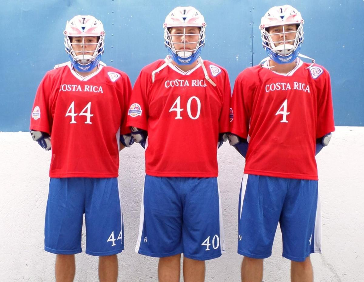 Summerville trio competing in lacrosse World Championships