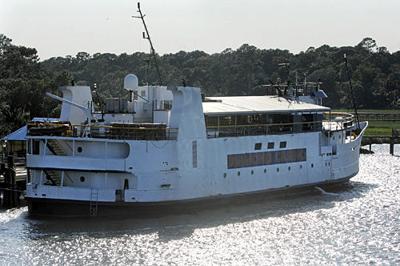 North Charleston casino boat launch postponed