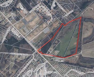 Anderson Ridge Road development site