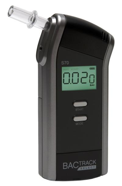 Can Breathalyzer pass the constitutional test?
