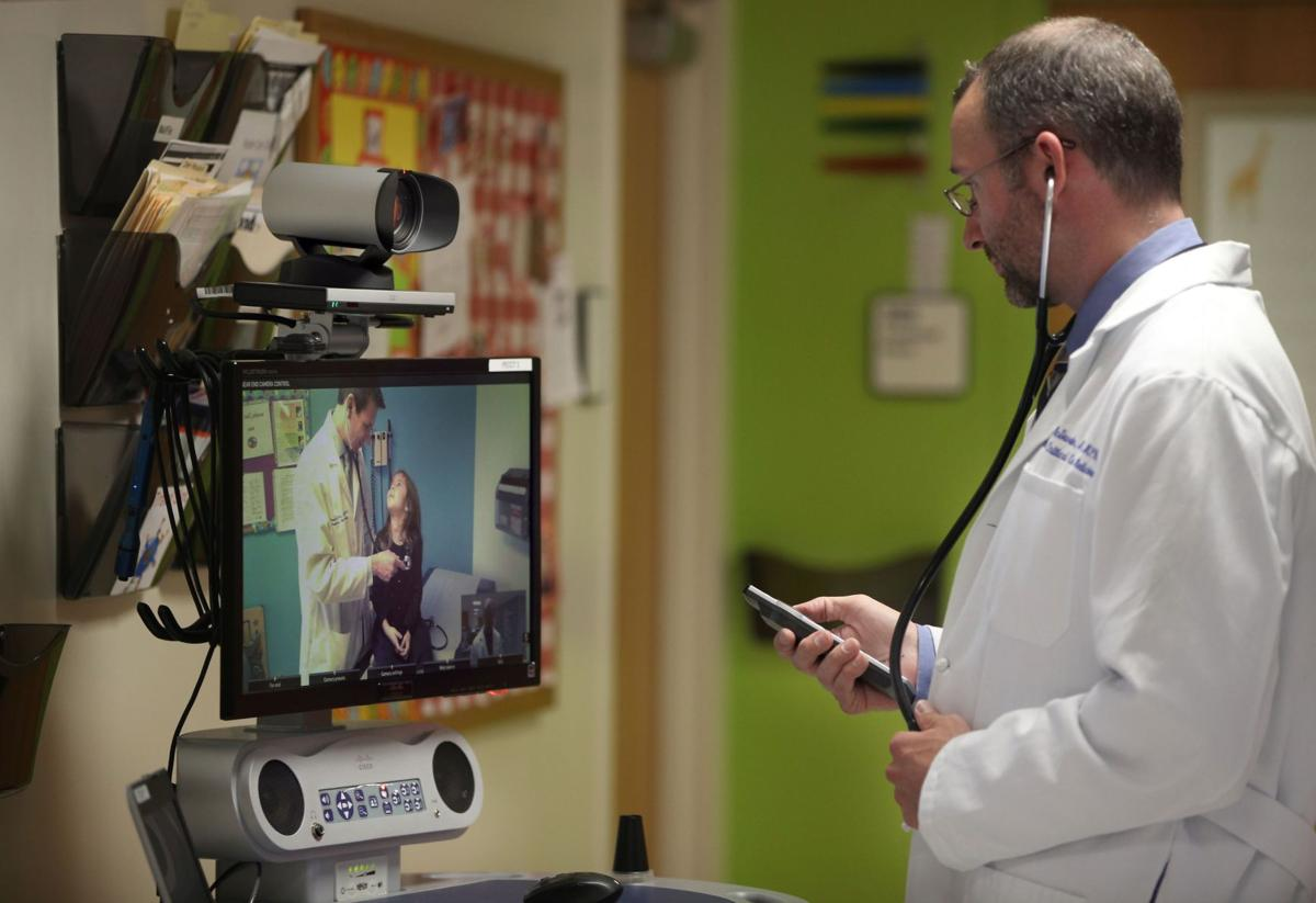 Hospitals test different approaches to improve access in rural areas of South Carolina (copy)