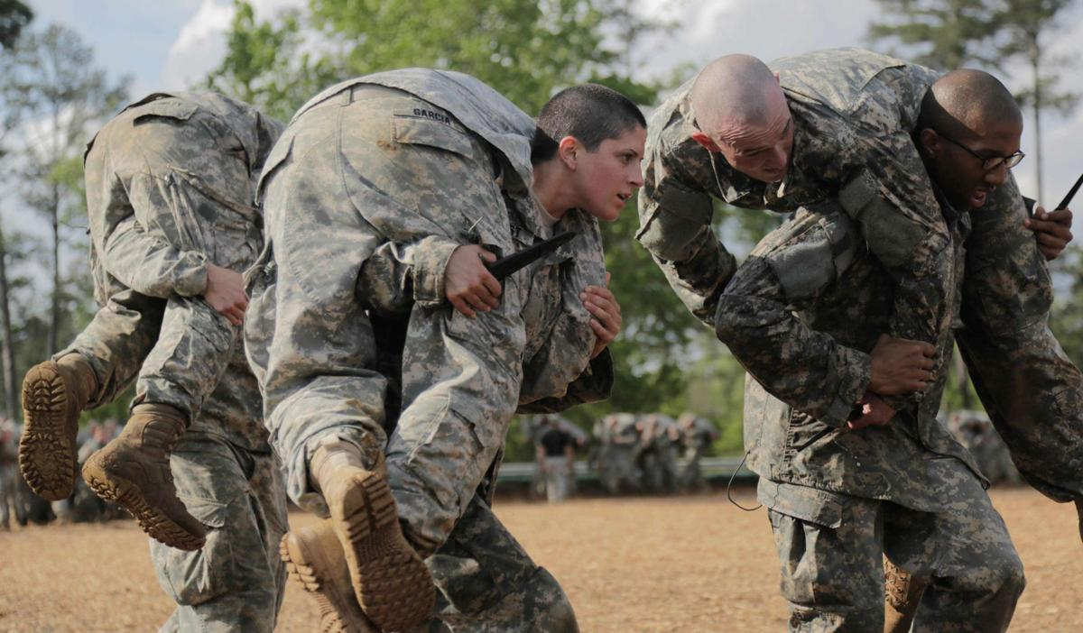 The few, the foolish — the women who want combat duty