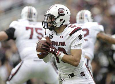 'Dangerous' Gamecocks out to continue offense resurgence