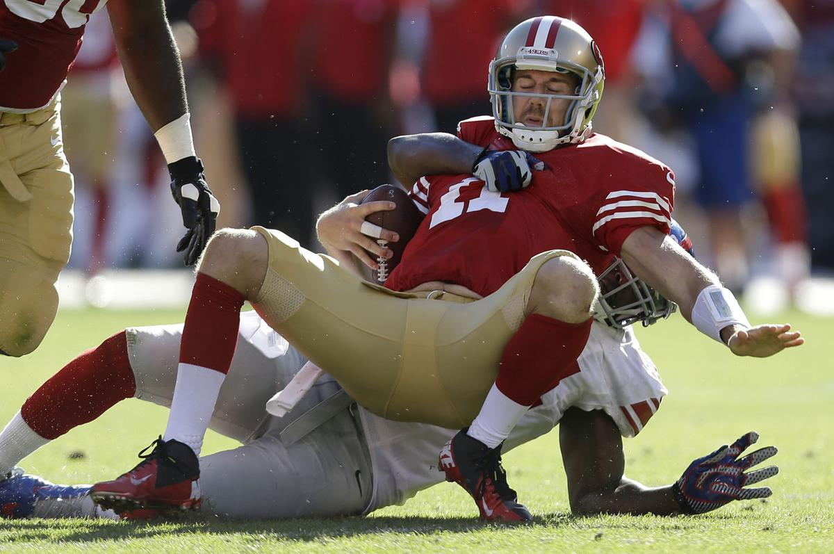 Defending champs take down 49ers
