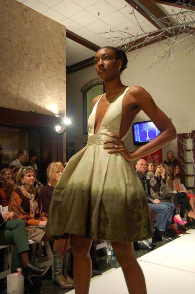 Fashion 'Branching Out' Art Institute hosts student design show