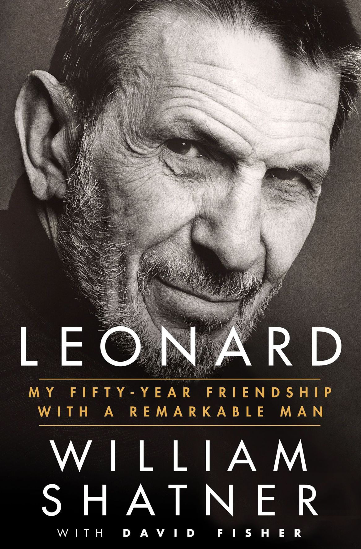 Shatner reflects on friendship with Leonard Nimoy