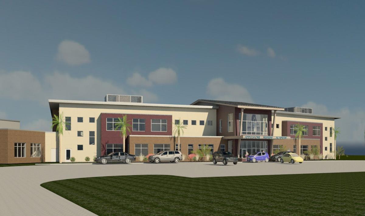 Addlestone Hebrew Academy breaks ground on new building